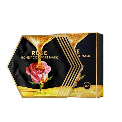 MISSHA Rose Honey Compote Mask 27g * 5ea