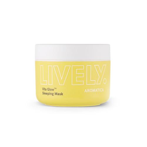 Aromatica LIVELY Vita Glow Sleeping Mask 100g