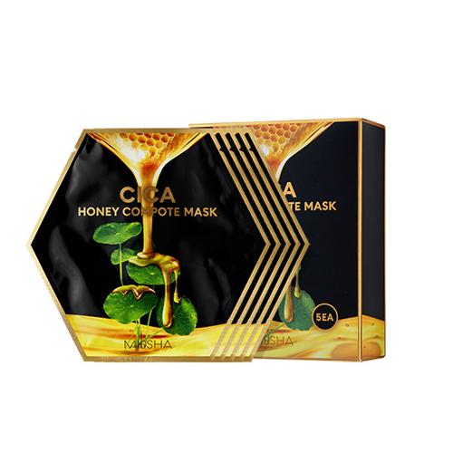 MISSHA Cica Honey Compote Mask 27g * 5ea