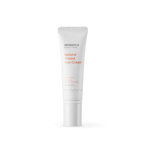 Aromatica Natural Tinted Sun Cream SPF30 PA++ 50ml