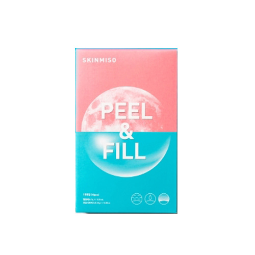 SKINMISO Peel & Fill 2 Step Mask Pack 10ea