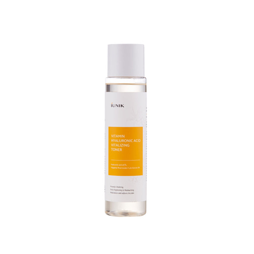 iUNIK Vitamin Hyaluronic Acid Vitalizing Toner 200ml