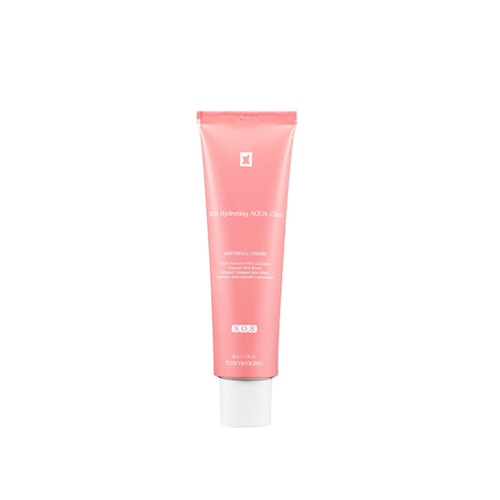 TOSOWOONG SOS Hydrating AQUA Clinic Waterfull Cream 50g