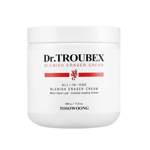 TOSOWOONG Dr.TROUBEX Blemish Eraser Cream 500g