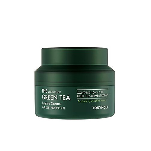 TONYMOLY THE Chok Chok Green Tea Intense Cream 60ml