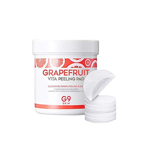 [TIME DEAL] G9SKIN Grapefruit Vita Peeling Pad 100pcs