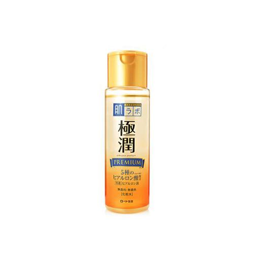 HADALABO GOKUJUN Premium Hyaluronic Lotion 170ml