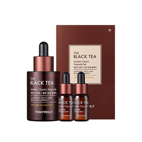 TONYMOLY The Black Tea London Classic Ampoule SET