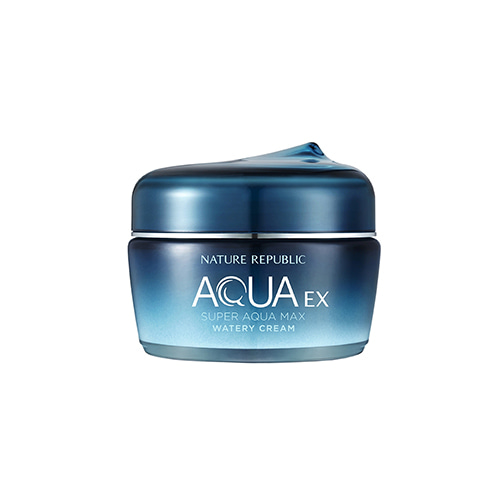 NATURE REPUBLIC Super Aqua Max EX Watery Cream 80ml