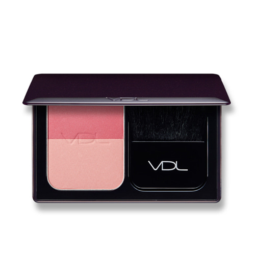 VDL Expert Color Cheek Book Mini 9.5g