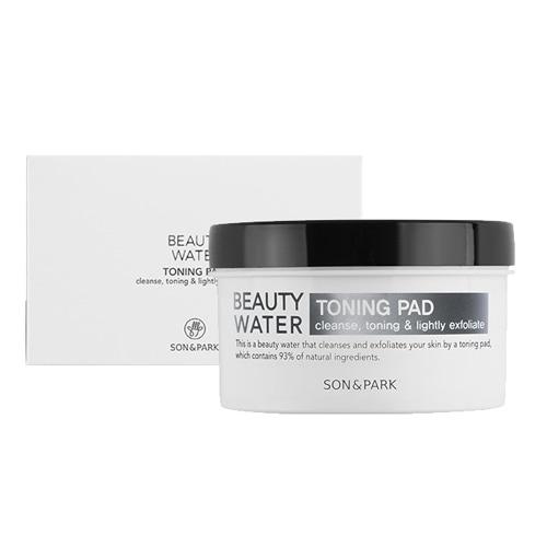 SON&PARK Beauty Water Toning Pad 50ea