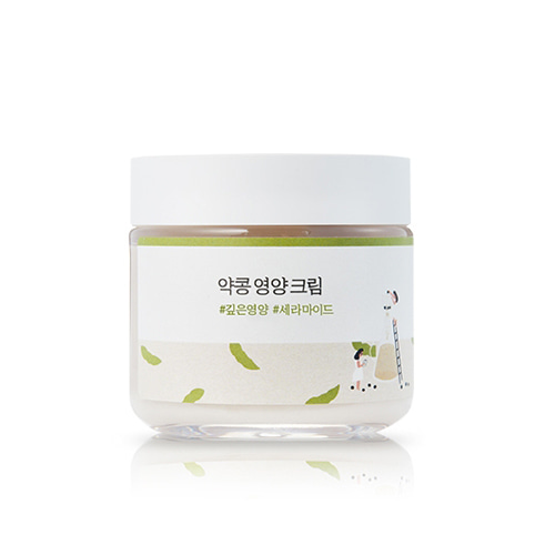 ROUND LAB Soybean Nourishing Cream 80ml