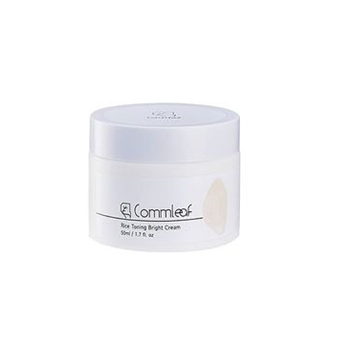 Commleaf Rice Toning Bright Cream 50ml