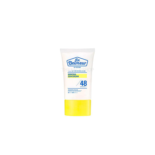 THE FACE SHOP Dr.Belmeur UV Derma Mineral Sun Cream SPF48 PA+++ 50ml