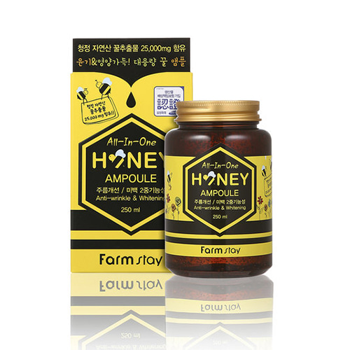 [TIME DEAL] Farmstay All-In-One Honey Ampoule 250ml