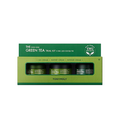 TONYMOLY The Chok Chok Green Tea Trial Kit