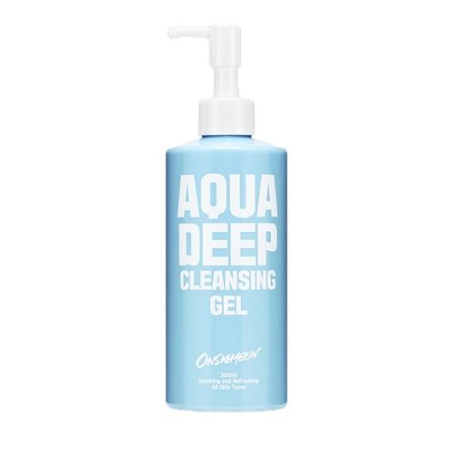 ONSAEMEEIN Aqua Deep Cleansing Gel 300ml