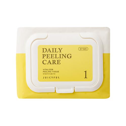 JUICYFUL Daily Vitalizer Vitamin Peeling Tissue 22ea