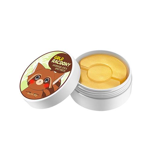 secretKey Gold Racoony Hydrogel Eye & Spot Patch