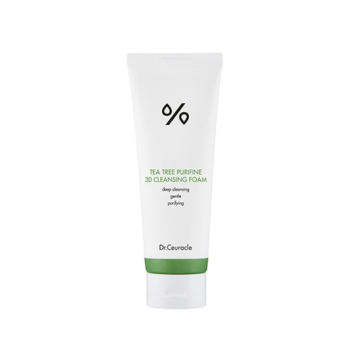 Dr.Ceuracle Tea Tree Purifine 30 Cleansing Foam 150g