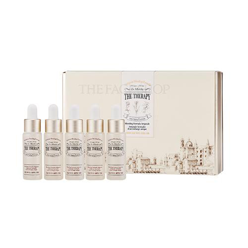 THE FACE SHOP The Therapy Royal Made Blending Formula Ampoule 7ml * 5ea