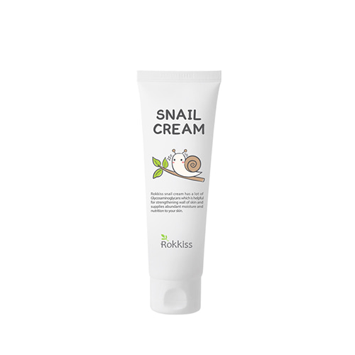 Rokkiss Snail Cream 100ml
