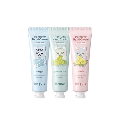 TONYMOLY Bling Cat Perfume Hand Cream 30ml