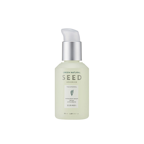 THE FACE SHOP Green Natural Seed Advanced Antioxidant Serum 50ml