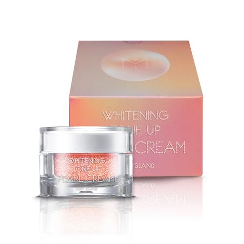 MAY ISLAND Whitening Tone Up Pearl Cream 50g