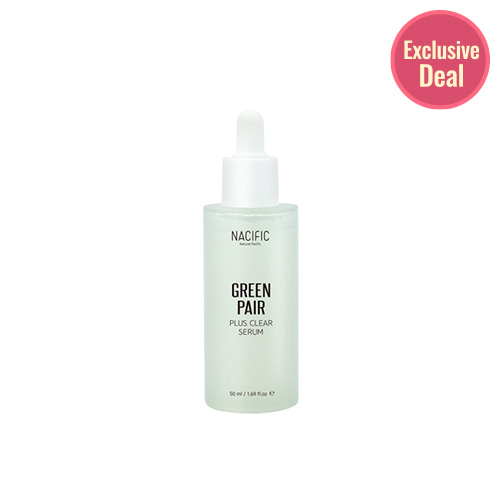 [MD] NACIFIC Green Pair Plus Clear Serum 50ml
