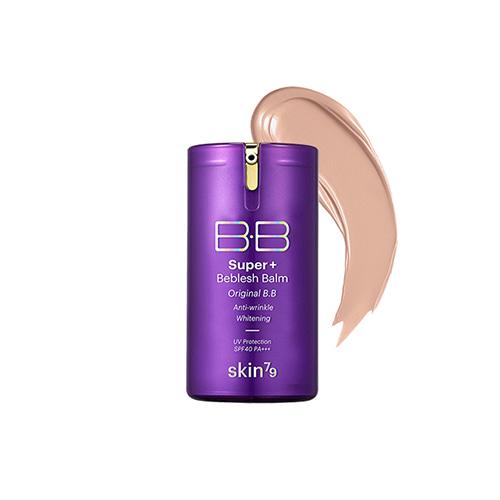 skin79 Super+ Beblesh Balm SPF40 PA+++ 40ml #Purple