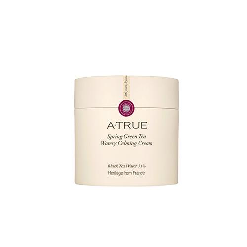 ATRUE Spring Green Tea Watery Calming Cream 80g