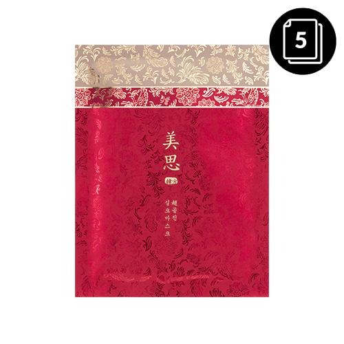 MISSHA MISA Chogongjin Silk Mask 5ea