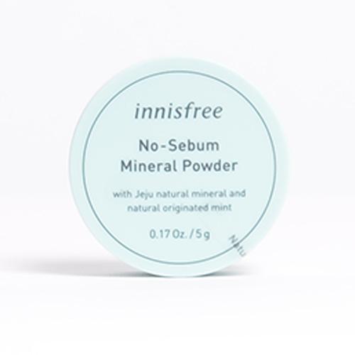[TIME DEAL] innisfree No Sebum Mineral Powder 5g