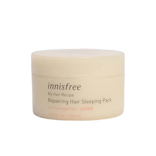 innisfree My Hair Recipe Repairing Hair Sleeping Pack 100ml