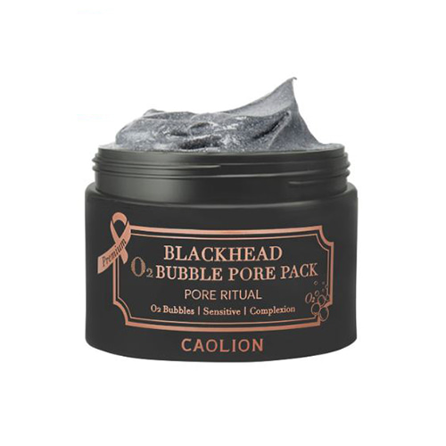 CAOLION Premium Blackhead O2 Bubble Pore Pack 50g