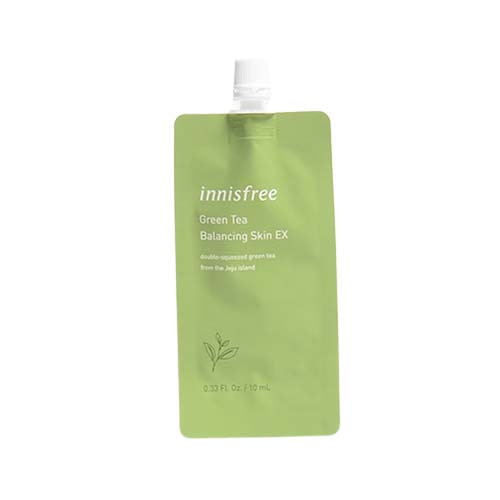 innisfree Green Tea Balancing Skin EX (7days) 10ml