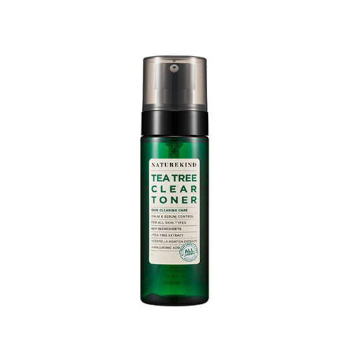 NATUREKIND Tea Tree Clear Toner 100ml