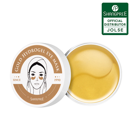 SHANGPREE Gold Hydrogel Eye Mask 60ea