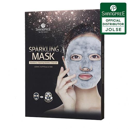 SHANGPREE Sparkling Mask 5ea