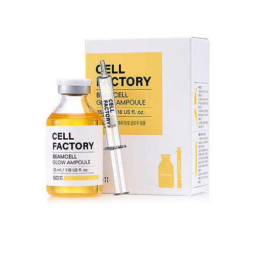 GD11 Cell Factory Beamcell Glow Ampoule 35ml