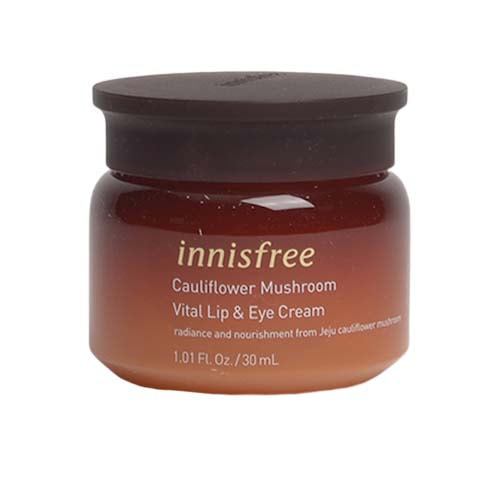 innisfree Cauliflower Mushroom Vital Lip&Eye Cream 30ml