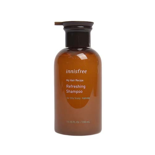 innisfree My Hair Recipe Refreshing Shampoo 330ml
