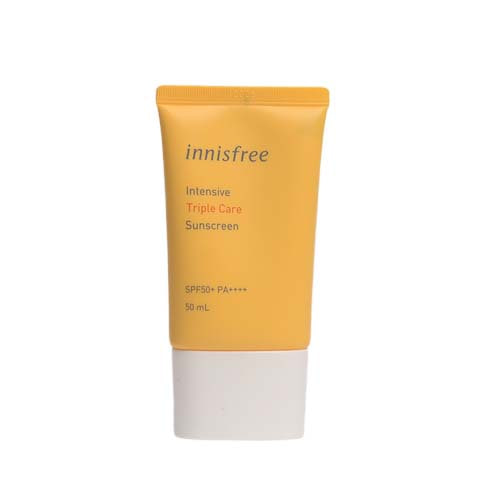 innisfree Intensive Triple Care Sunscreen SPF50+ PA++++ 50ml