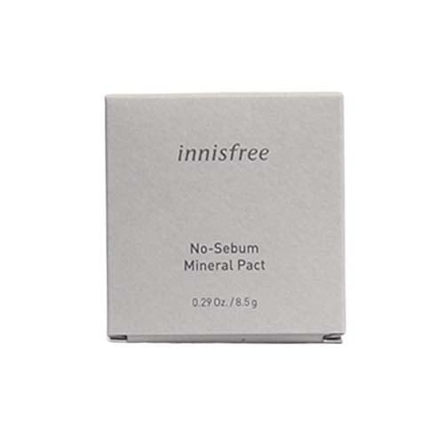 innisfree No Sebum Mineral Pact 8.5g