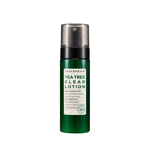 NATUREKIND Tea Tree Clear Lotion 100ml