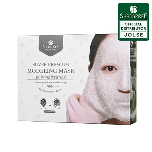 SHANGPREE Silver Premium Modeling Mask 5ea