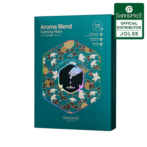 SHANGPREE Aroma Blend Calming Mask 10ea