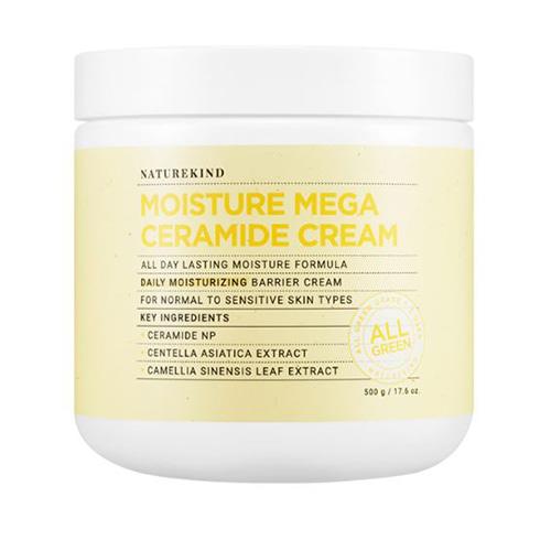 NATUREKIND Moisture Mega Ceramide Cream 500g