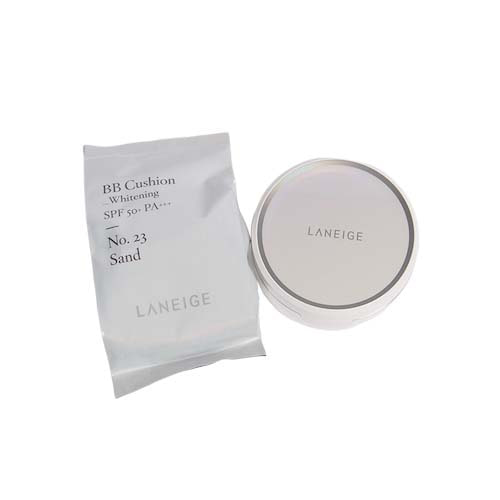 LANEIGE NEW BB Cushion Whitening 15g + Refill 15g